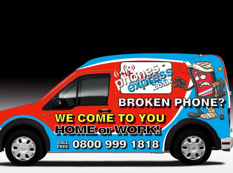 Cracked Screen Repair For Phones And Tablets, Derby, Nottingham
